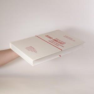 antikvární kniha Odborný slovník česko-anglický z oblasti ekonomické, finanční a právní, 1994