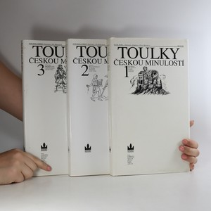 náhled knihy - Toulky českou minulostí. 1.-3. díl (3 svazky)