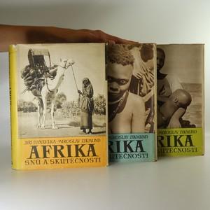 náhled knihy - Afrika snů a skutečnosti I.-III. díl (3 svazky, komplet)