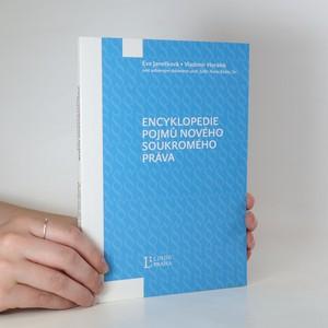 náhled knihy - Encyklopedie pojmů nového soukromého práva