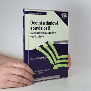 náhled knihy - Účetní a daňové souvislosti s obchodním zákoníkem v příkladech