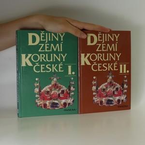 náhled knihy - Dějiny zemí Koruny české I.+II. díl (2 svazky)