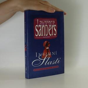 náhled knihy - Intimní slasti