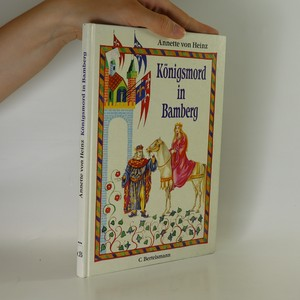 náhled knihy - Königsmord in Bamberg