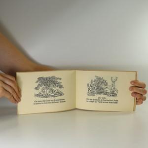antikvární kniha Der weiße hirsch, neuveden