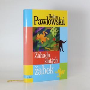náhled knihy - Záhada žlutých žabek
