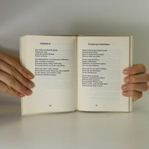 antikvární kniha Fromme Gedanken Rauh Gebettet, 1987