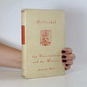 náhled knihy - Bibliothek der Unterhaltung und des Wissens
