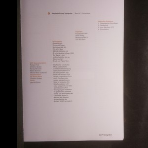 antikvární kniha Satztechnik und Typografie. Band 4, 1998