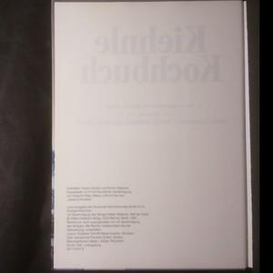 antikvární kniha Kiehnle Kochbuch, 1984
