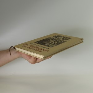 antikvární kniha Der Wiesenzaun, 1941