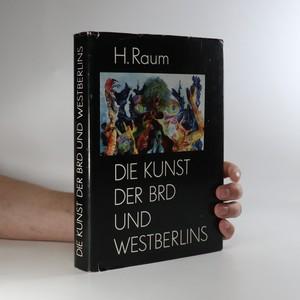 náhled knihy - Die bildende Kunst der BRD und Westberlins