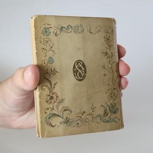 antikvární kniha Das Majorat, neuveden