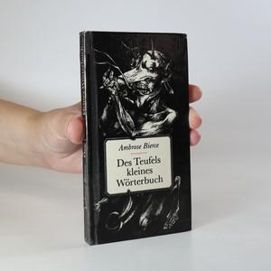 náhled knihy - Des Teufels kleines Wörterbuch