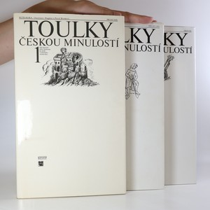 náhled knihy - Toulky českou minulostí (3 svazky, viz foto)