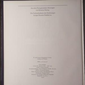 antikvární kniha Die Waurá. Mythen und Zeichnungen eines brasilianischen Indianerstammes, 1986