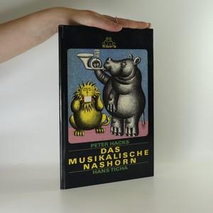náhled knihy - Das Musikalische Nashorn