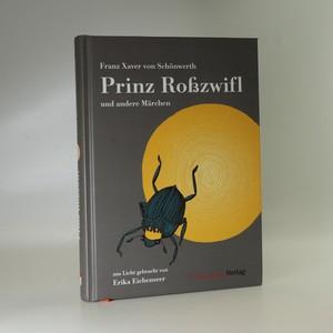 náhled knihy - Prinz Rosszwifl und andere Märchen