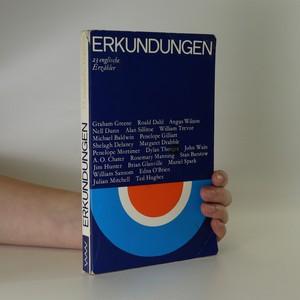 náhled knihy - Erkundungen. 23 englische Erzähler