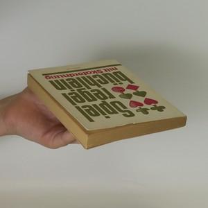 antikvární kniha Spielregelbüchlein mit Skatordnung, neuveden
