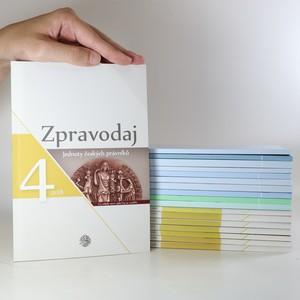 náhled knihy - 18x Zpravodaj Jednoty českých právníků (viz foto)