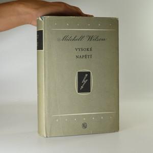 náhled knihy - Vysoké napětí