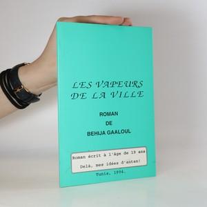 náhled knihy - Les vapeurs de la ville