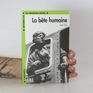 náhled knihy - La bête humaine
