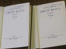 náhled knihy - Třetí rota : román, první a druhý díl