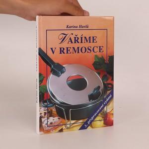 náhled knihy - Vaříme v remosce