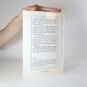 antikvární kniha Matin près de Lorand Gaspar (Ráno u Loranda Gaspara), 1998
