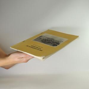 antikvární kniha Kapitolky ze starého Zlína, neuveden