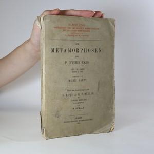 náhled knihy - Die Metamorphosen