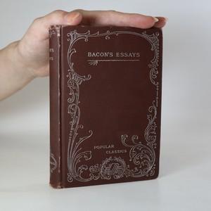 náhled knihy - Bacon's essays