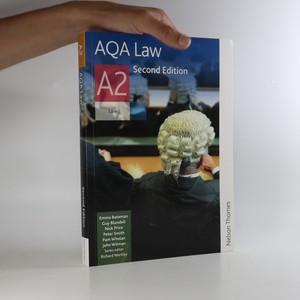 náhled knihy - AQA law. A2
