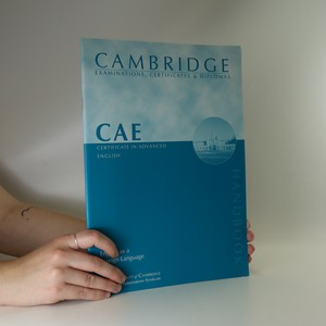 náhled knihy - Cambridge Examinations, Certificates & Diplomas. CAE