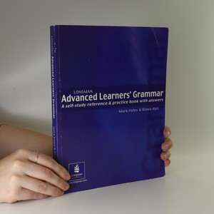 náhled knihy - Advanced learner's grammar. A self-study reference & practice book with answers