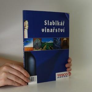 náhled knihy - Slabikář vinařství