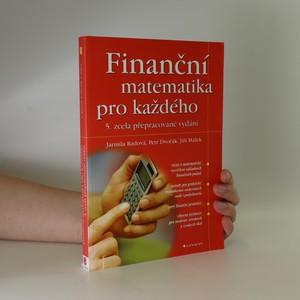 náhled knihy - Finanční matematika pro každého