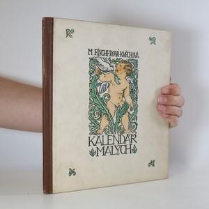 náhled knihy - Kalendář malých