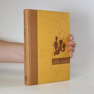 náhled knihy - Lašská balada