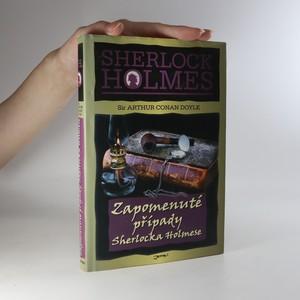 náhled knihy - Zapomenuté případy Sherlocka Holmese