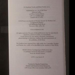 antikvární kniha God matters, 2013
