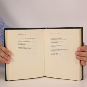antikvární kniha Básně (I), 1998