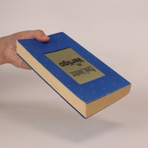 antikvární kniha Mr. Vertigo, 2001