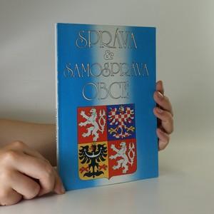 náhled knihy - Správa a samospráva obce