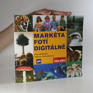náhled knihy - Markéta fotí digitálně