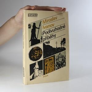 náhled knihy - Podivuhodné příběhy
