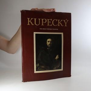 náhled knihy - Jan Kupecký (anglicky)