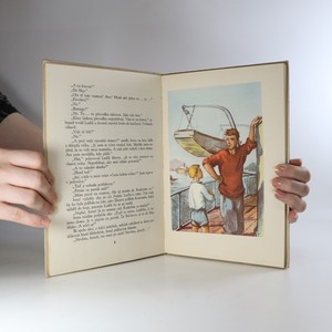 antikvární kniha Večer u ohníčku, 1954